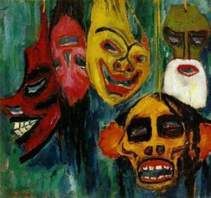 Nolde_Masks1911
